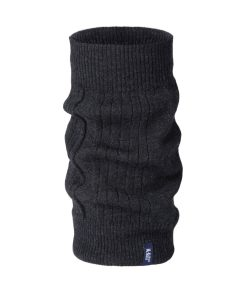 McNair men's neck gaiter in charcoal