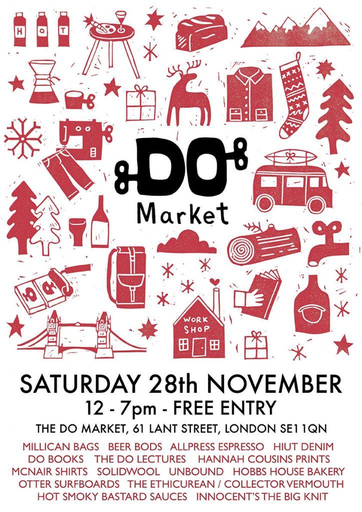 Do Market, Saturday 28th November 2015