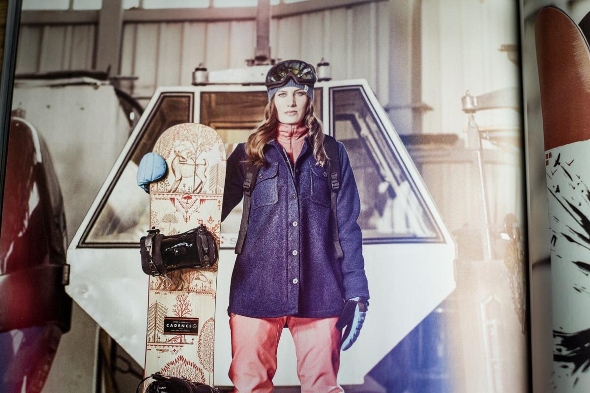 Telegraph Ski & Snowboard - McNair Shirts