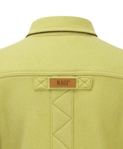 McNair Men's heavy weight merino mountain shirt - Made to mesure