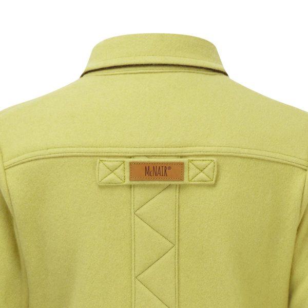 McNair Men's heavy weight merino mountain shirt - Made to mesure