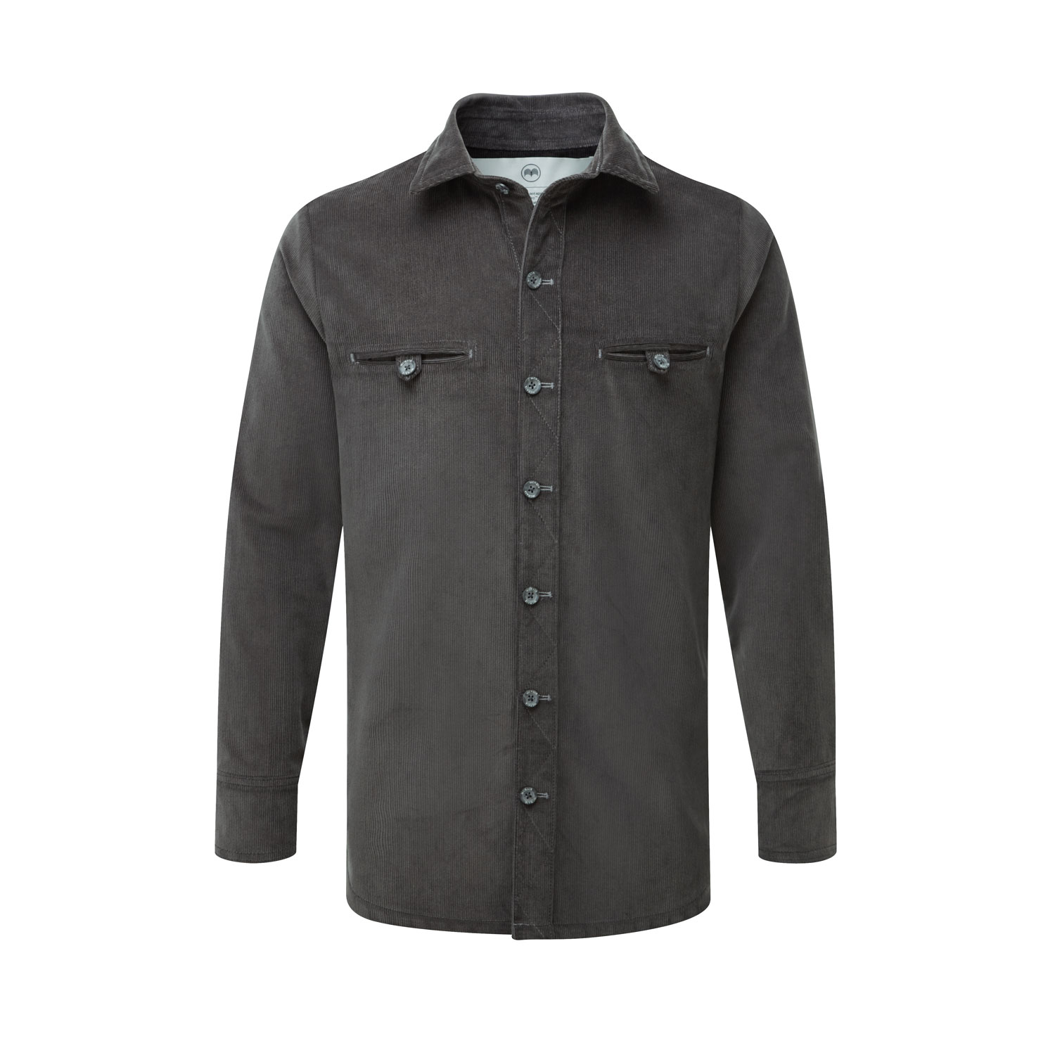 McNair Men's PlasmaDry shirt in slate grey