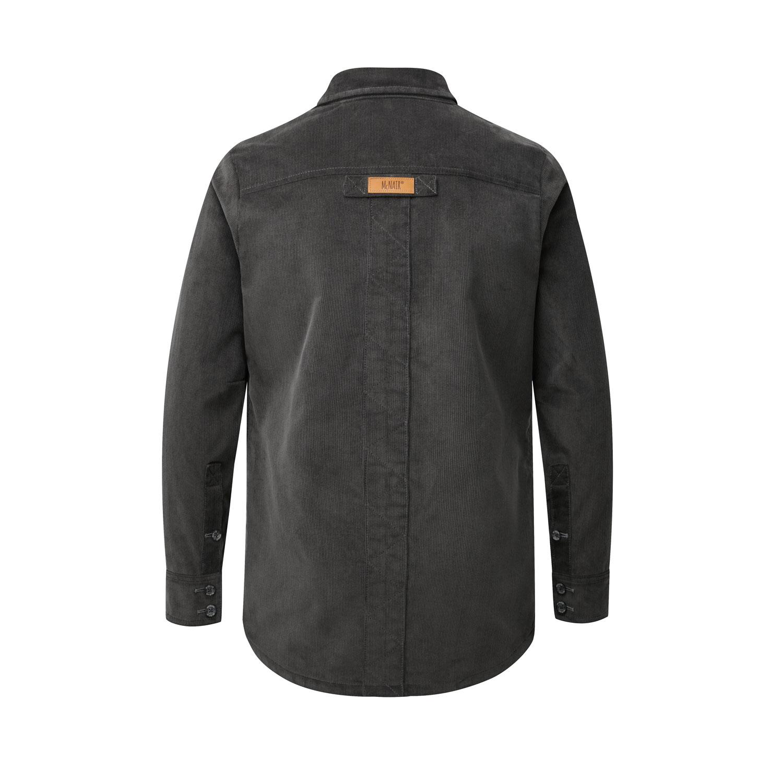 McNair Men's PlasmaDry shirt in slate grey