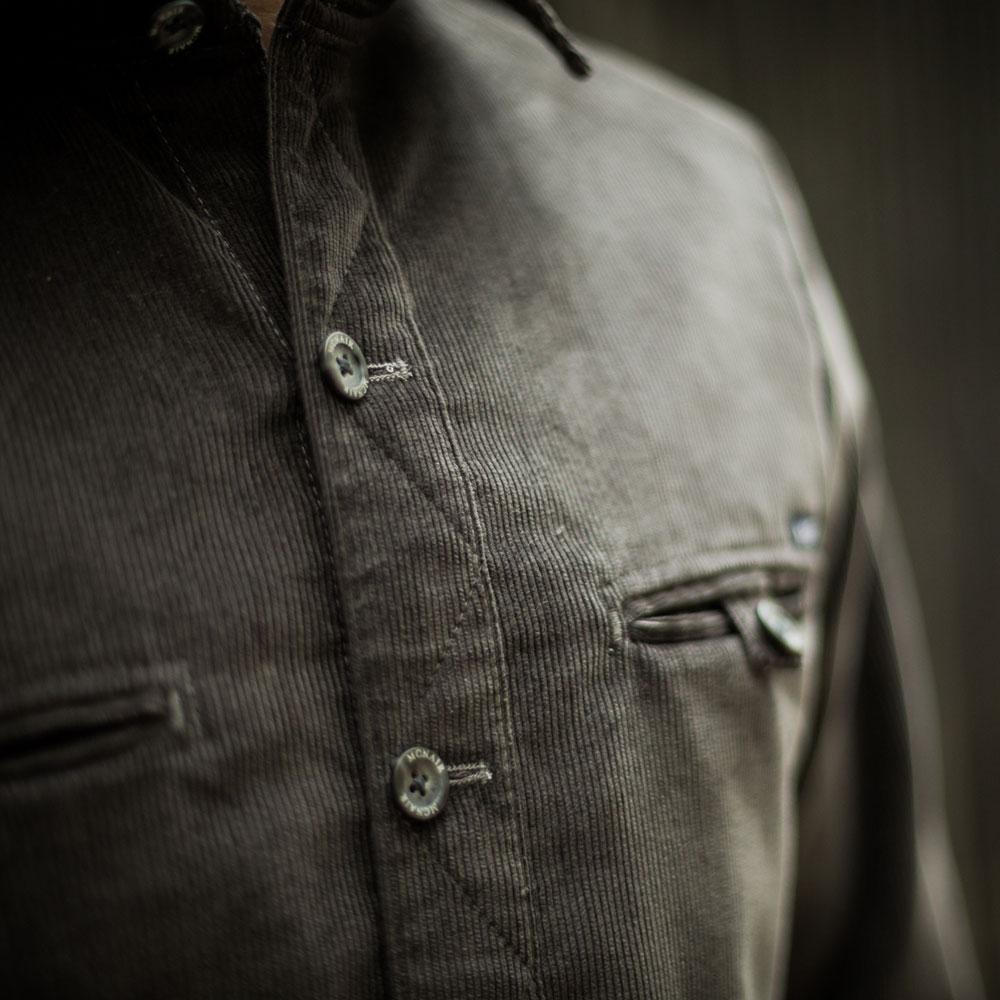 McNair PlasmaDry Corduroy Shirt
