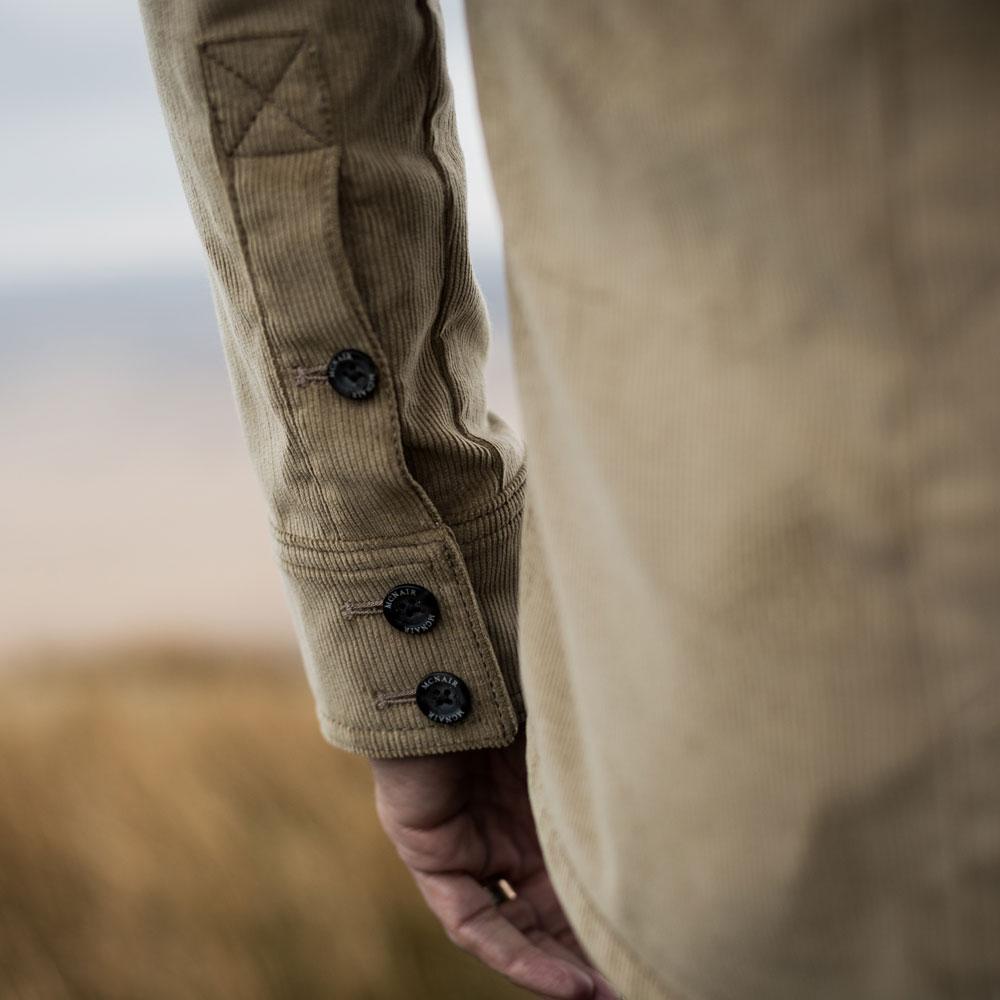 McNair PlasmaDry Shirt sleeve detail
