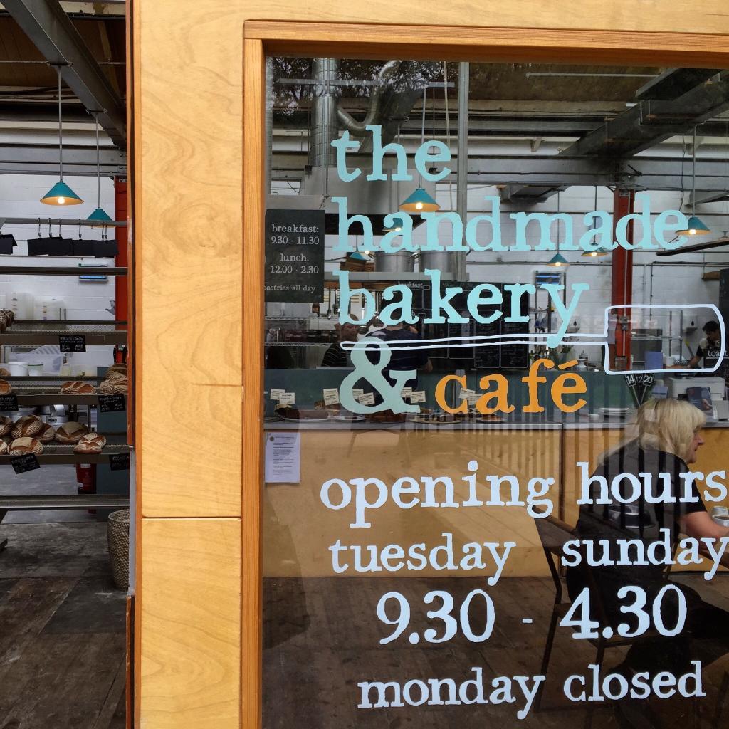 The Handmade Bakery, Slaithwaite