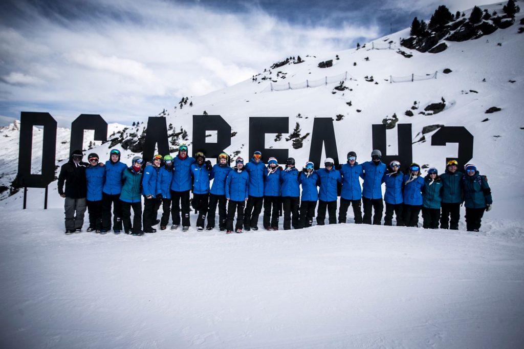 RAF Snowboarding