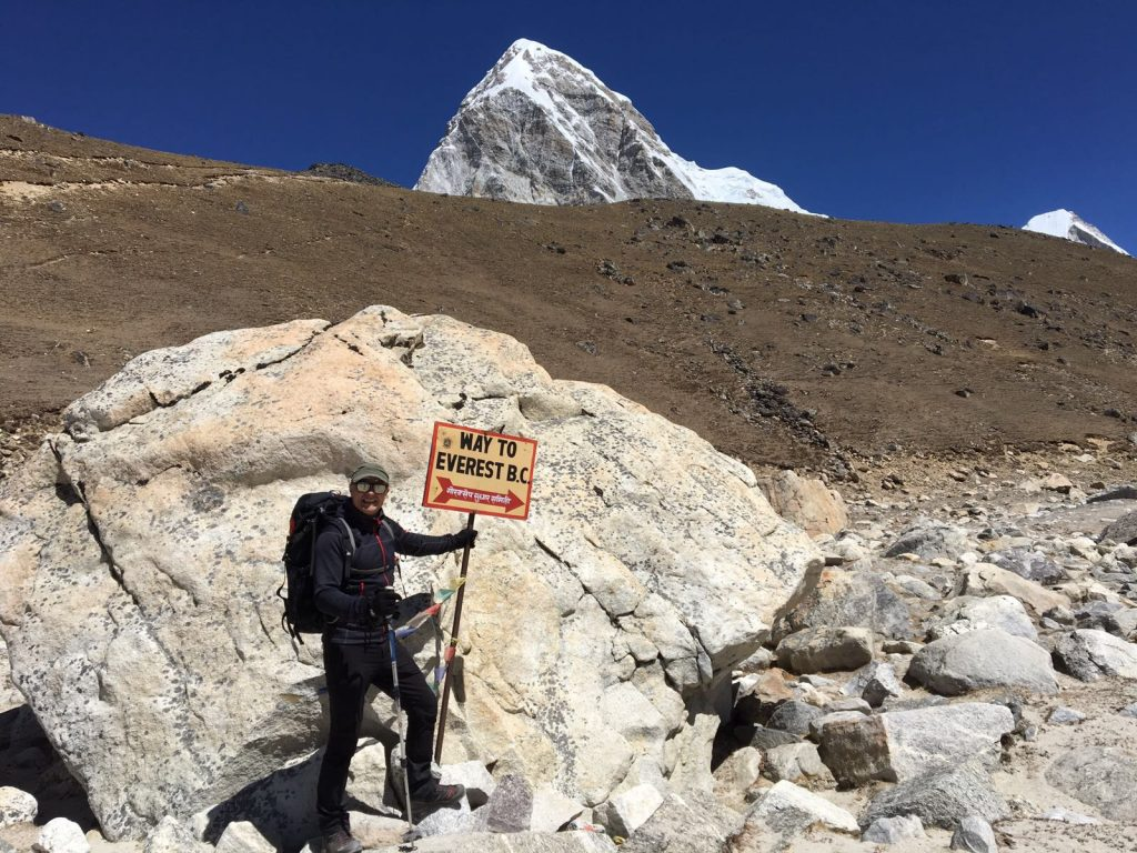 Everest at 53