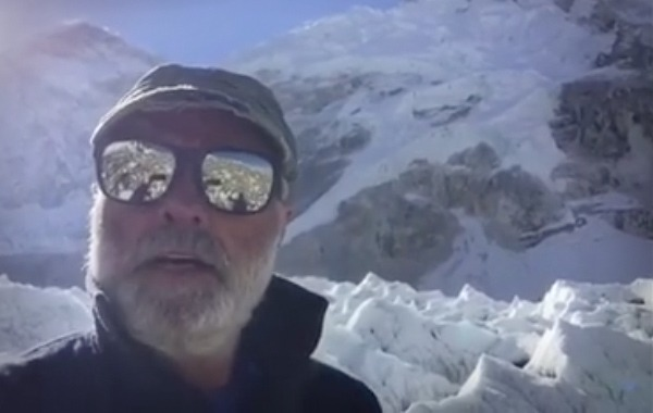Jeff Smith –Everest at 53