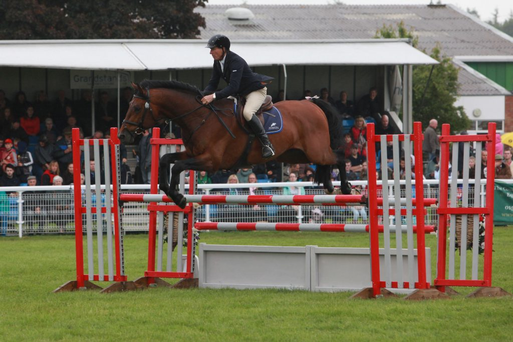 Royal Three Counties Show - Show Jumping