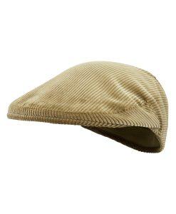 McNair Pennine flat cap in Bracken