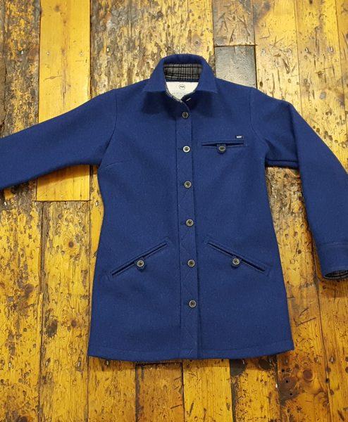 McNair women's Fell Jacket in Slawit Blue