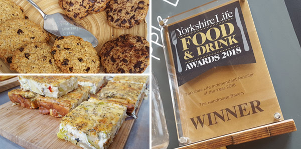 Food & Drink Awards, The Handmade Bakery, Slaithwaite