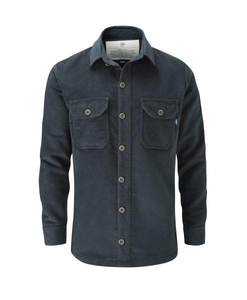 McNair men's PlasmaDry Storm Grey Force shirt