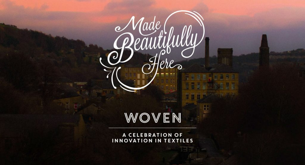 Made Beautifully Here – Woven in Kirklees