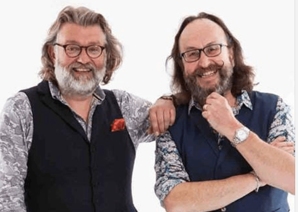 Chatsworth 2019 - Hairy Bikers