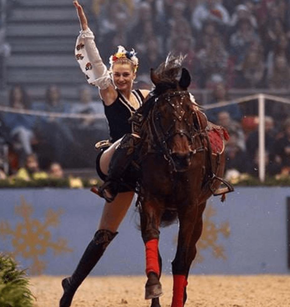 Chatsworth 2019 - Cossacks