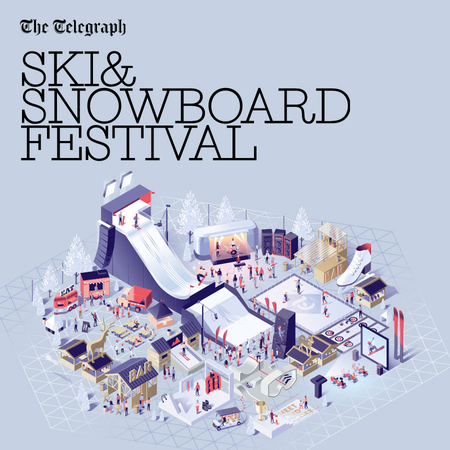 Ski & Snowboard Festival 2019
