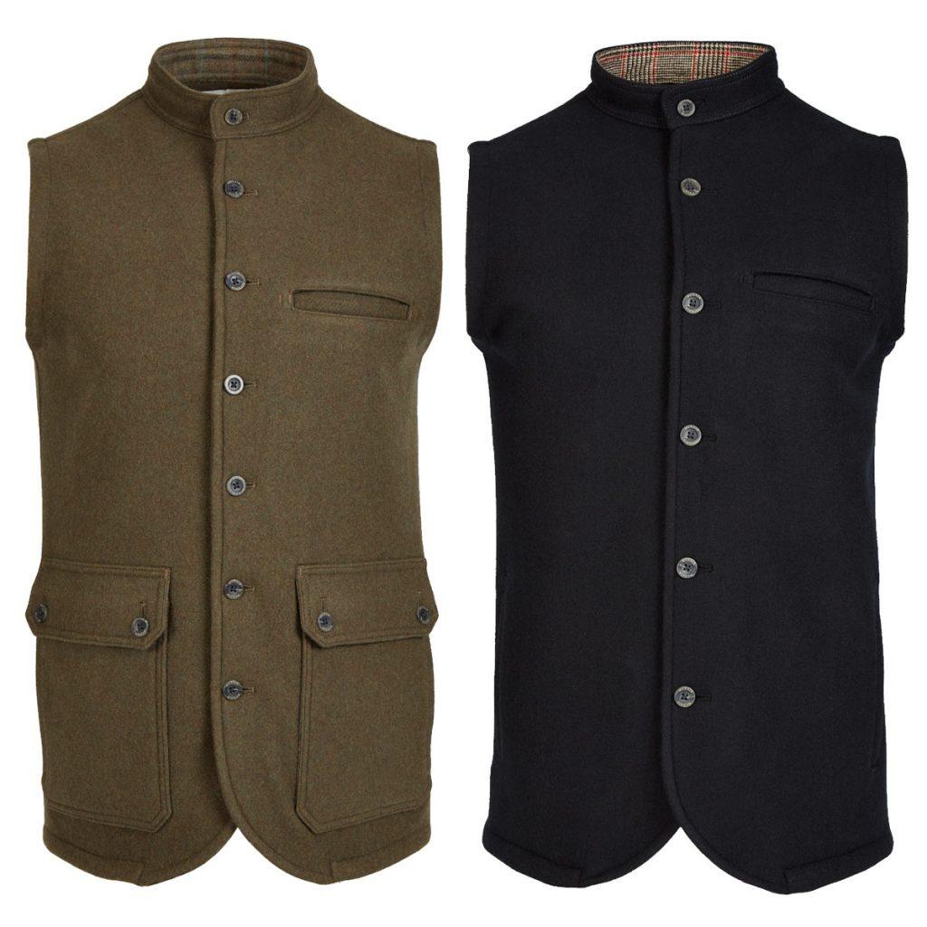 McNair merino Sleeveless Jackets (Gilets)